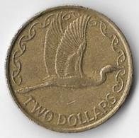 New Zealand 1991 $2 [C319/1D] - Nouvelle-Zélande
