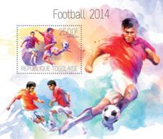 Togo 2014  Football Soccer - Togo (1960-...)