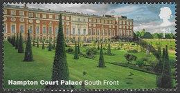 GB 2018 Hampton Court Palace 1st Type 1 Good/fine Used [39/31942/ND] - 1952-.... (Elizabeth II)