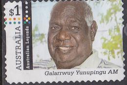2017. AUSTRALIAN DECIMAL. Australian Legends. $1. Galarrwuy Yunupingu AM. P&S. FU. - 2010-... Elizabeth II