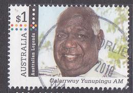 2017. AUSTRALIAN DECIMAL. Australian Legends. $1. Galarrwuy Yunupingu AM. FU. - 2010-... Elizabeth II