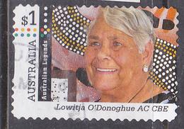 2017. AUSTRALIAN DECIMAL. Australian Legends. $1. Lowitja O'Donoghue AC CBE. P&S. FU. - 2010-... Elizabeth II