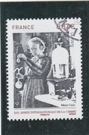 FRANCE 2011 MARIE CURIE OBLITERE CENTREE YT 4532 - - France