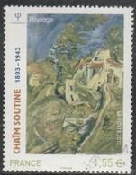 France 2013  CHAIM SOUTINE N°4716 OBLITERE -                                                TDA275 - France