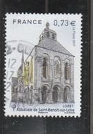 FRANCE 2017 ST BENOIT SUR LOIRE OBLITERE A DATE YT 5146 -                                        TDA245 - France
