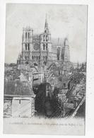 AMIENS - N° 2 - LA CATHEDRALE - VUE GENERALE PRISE DU BEFFROI - CPA NON VOYAGEE - Amiens