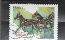 FRANCE 2017 HIPPODROME DE RAMBOUILLET OBLITERE  YT  5158 - France