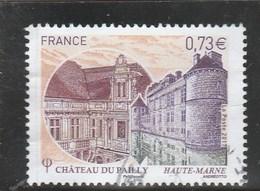 FRANCE 2017 CHATEAU DU PAILLY OBLITERE  - YT 5120 - - France
