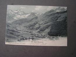 Elm , Ggem Haustock Ambulant 1907 - GL Glarus