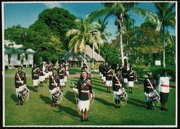 The Royal Fiji Police Band -  Ansichtskarte Ca. 1975  (9826) - Océanie