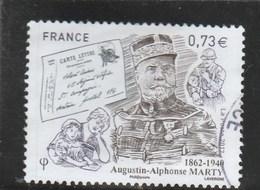 FRANCE 2017 A.A. MARTY OBLITERE  - YT 5190 - France