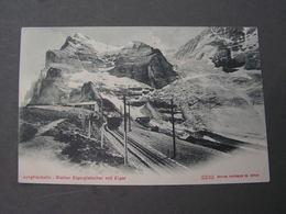 Rigi Bahn Station 1906 - LU Luzern