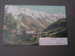 Mürren 1904 - BE Bern