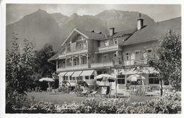 Hotel Garmischer Hof Garmisch - Das Haus In Der Besten Lage, Ganz Modern Und Sehr Preiswert - Carte Non Circulée - Hotels & Restaurants