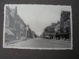 Roulers ,  Foto AK Ca. 1930  ?  Rue Du Nord Oldtimer.. - Roeselare