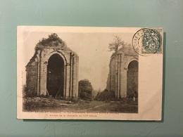 ARDELAY — La Grenetière, Ancienne Abbaye Fortifiée - France