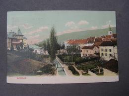 Liestal Nach Wengen 1906 - BL Basel-Land