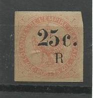 Réunion, YT N°3 Neuf * Cote 80€ - Réunion (1852-1975)