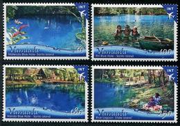 Vanuatu 2016 - Lagons Et Paysages Du Vanuatu - 4 Val Neufs // Mnh - Vanuatu (1980-...)