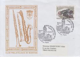 Enveloppe   Oblitération   1er   Jour   FRANCE   Centenaire   Locomotive  Pacific   231  K8    2012 - 2010-....