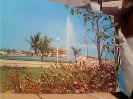 COLOMBIA  CARTAGENA  FUENTE  FONTANA EDIFICIO SEGUROS BOLIVAR  N1970  HA7917 - Colombia