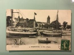 NOIRMOUTIER — Le Port - L' Église - Noirmoutier