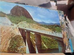 COLOMBIA  GUATAPE PONTE NUEVA CARRETTERA  V1970  HA7920 - Colombia