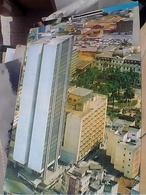 COLOMBIA  CALI BANCO DEL COMMERCIO FONDO  PARRQUE  CAICEDO V  QSL RADIO 1970  HA7921 - Colombia