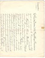 14060 - VINCENT AURIOL / BIDAULT - Documentos Históricos
