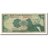 Billet, Venezuela, 20 Bolivares, 1995-06-05, KM:63e, TB - Venezuela