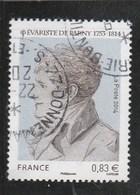 FRANCE 2014 EVARISTE DE PARNY OBLITERE YT 4915 - - France