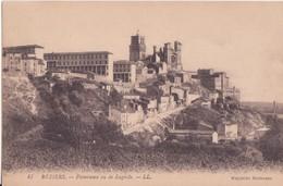CPA .  47. BEZIERS Panorama Vu De Bagnols - Beziers