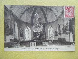 CUIGY EN BRAY. L'Eglise. - France