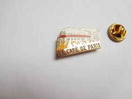 Beau Pin's En EGF , Le Café De Paris , Signé Starpin's - Villes