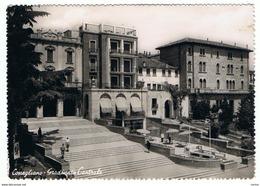 CONEGLIANO:  GRADINATA  CENTRALE  -  FOTO  -  FG - Treviso