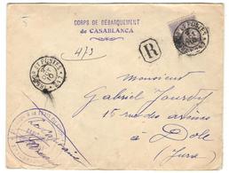 14097 - DEBARQUEMENT DE CASABLANCA - Militaria