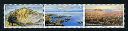 Chine ** N° 4460 à 4462 Se Tenant - Le Parc National Wudalianchi - Unused Stamps