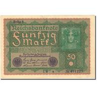 Billet, Allemagne, 50 Mark, 1915-1919, 1919-06-24, KM:66, SUP - 50 Mark