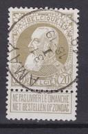 N° 75 AMAY - 1905 Grosse Barbe