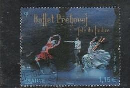 FRANCE 2015 BALLET PRELJOCAJ OBLITERE 4983 - France