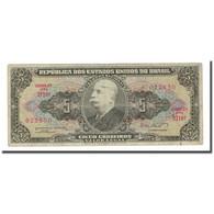 Billet, Brésil, 5 Cruzeiros, Undated (1962-64), KM:176a, TB - Brésil