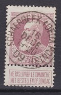 N° 77  SCHAERBEEK  ( DEUX PONTS ) - 1905 Grosse Barbe