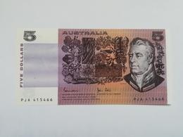 AUSTRALIA 5 DOLLARS - Dezimale Regierungsausgaben 1966-...
