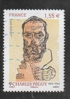 FRANCE 2014 CHARLES PEGUY OBLITERE YT 4898 - France