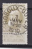 N° 75 ROSOUX GOYER - 1905 Grosse Barbe