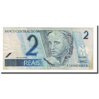 Billet, Brésil, 2 Reais, Undated (2001), KM:249a, TTB - Brésil