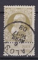 N° 75 ALOST - 1905 Grosse Barbe