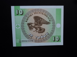 KIRGHIZISTAN : 10 TIYIN   ND 1993    P 2b     NEUF - Kirghizistan