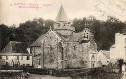- 64 - HOPITAL-St-BLAISE. - L'Eglise (Monument Historique) - - Frankreich