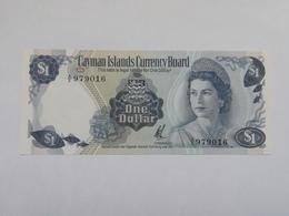 ISOLE CAIMAN 1 DOLLAR 1971 - Iles Cayman